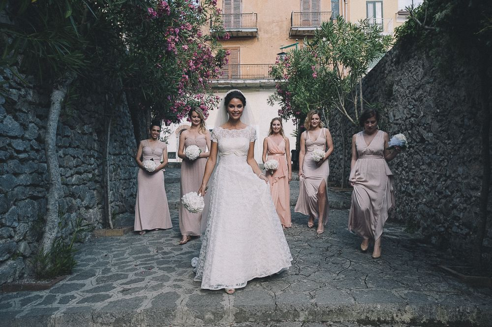 Alessia Paul Wedding At Villa Eva Ravello Italian
