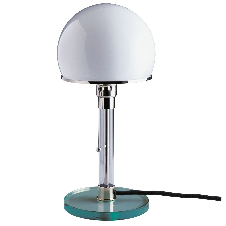 Bauhaus pendant lamp marianne brandt and hans przyrembel 1925 - Wagenfeld Table Lamp 1924 The Bauhaus