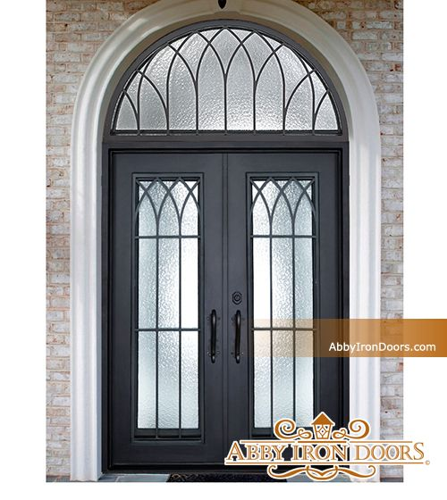 Superior Abby Iron Doors