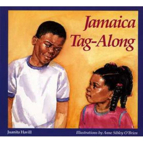 Jamaica Tag-Along, HOU9780395549490