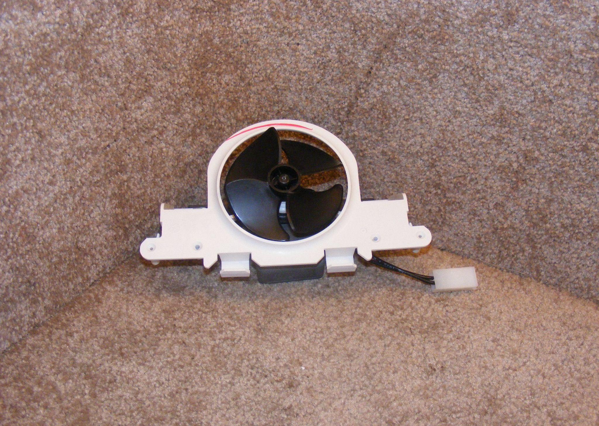 WP2315539 Whirlpool Refrigerator NEW Evaporator Fan Motor