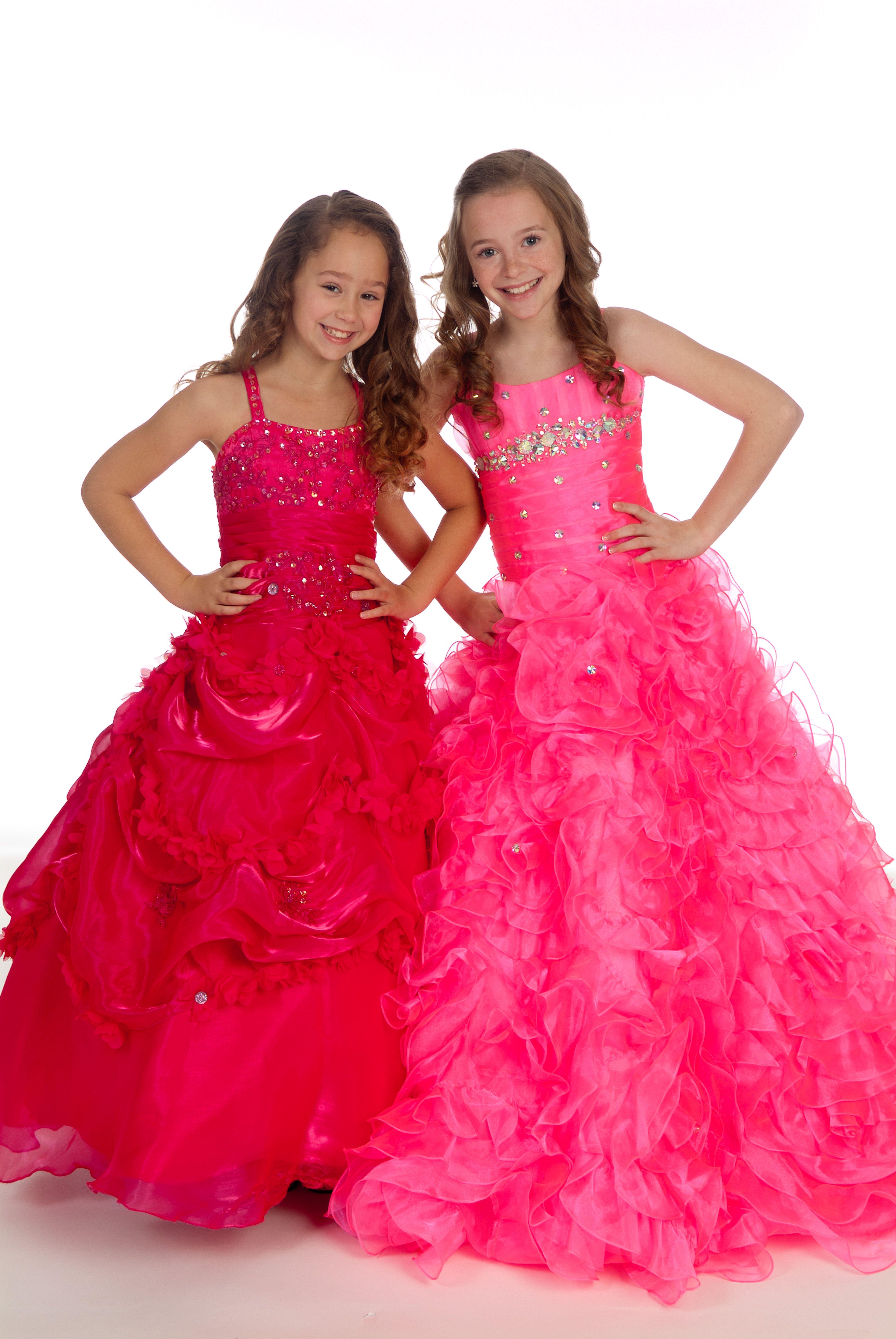 Pageant dress | Formal Wear | Pinterest | Prinzessinnenkleider ...