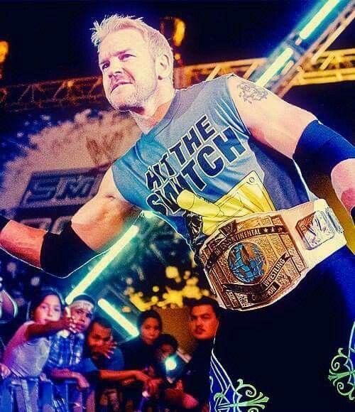 Christian Intercontinental Champion