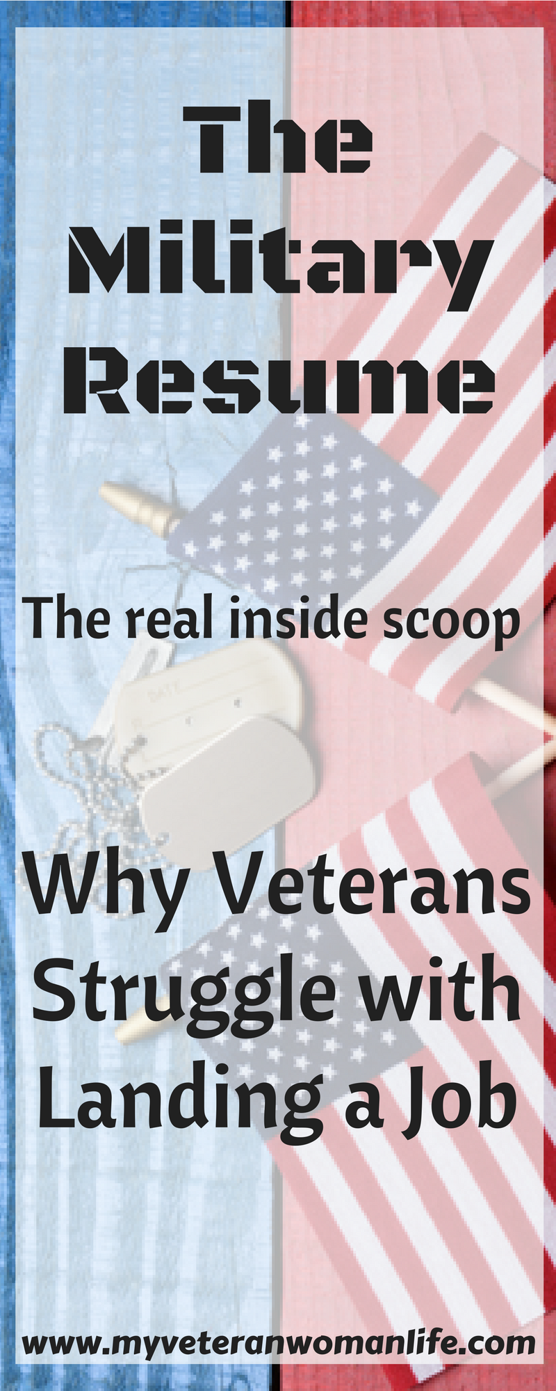 The Military Resume Why Veterans Struggle With Landing A Job