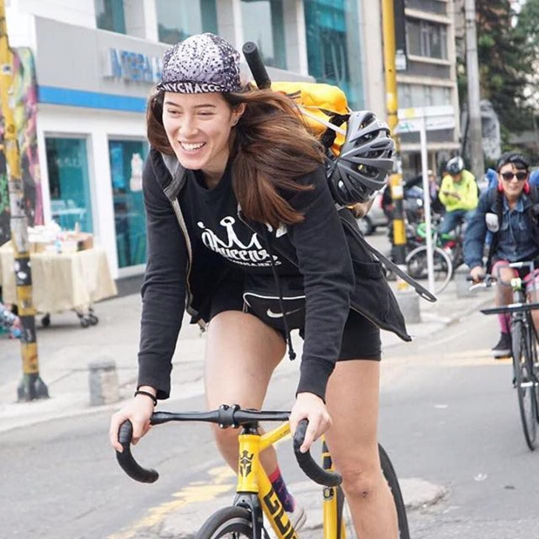 Mädchen Fahrrad Intro Porn instagram | bike messenger girl, bike cyclist, bicycle girl