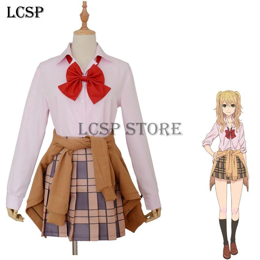 Lcsp Citrus Aihara Yuzu Cosplay Costume Japanese Anime Uniform