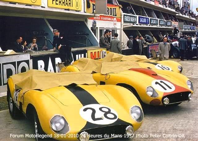 the 1957 belgian teams national race color yellow 28 ferrari 500trc made 7th 11 ferrari. Black Bedroom Furniture Sets. Home Design Ideas