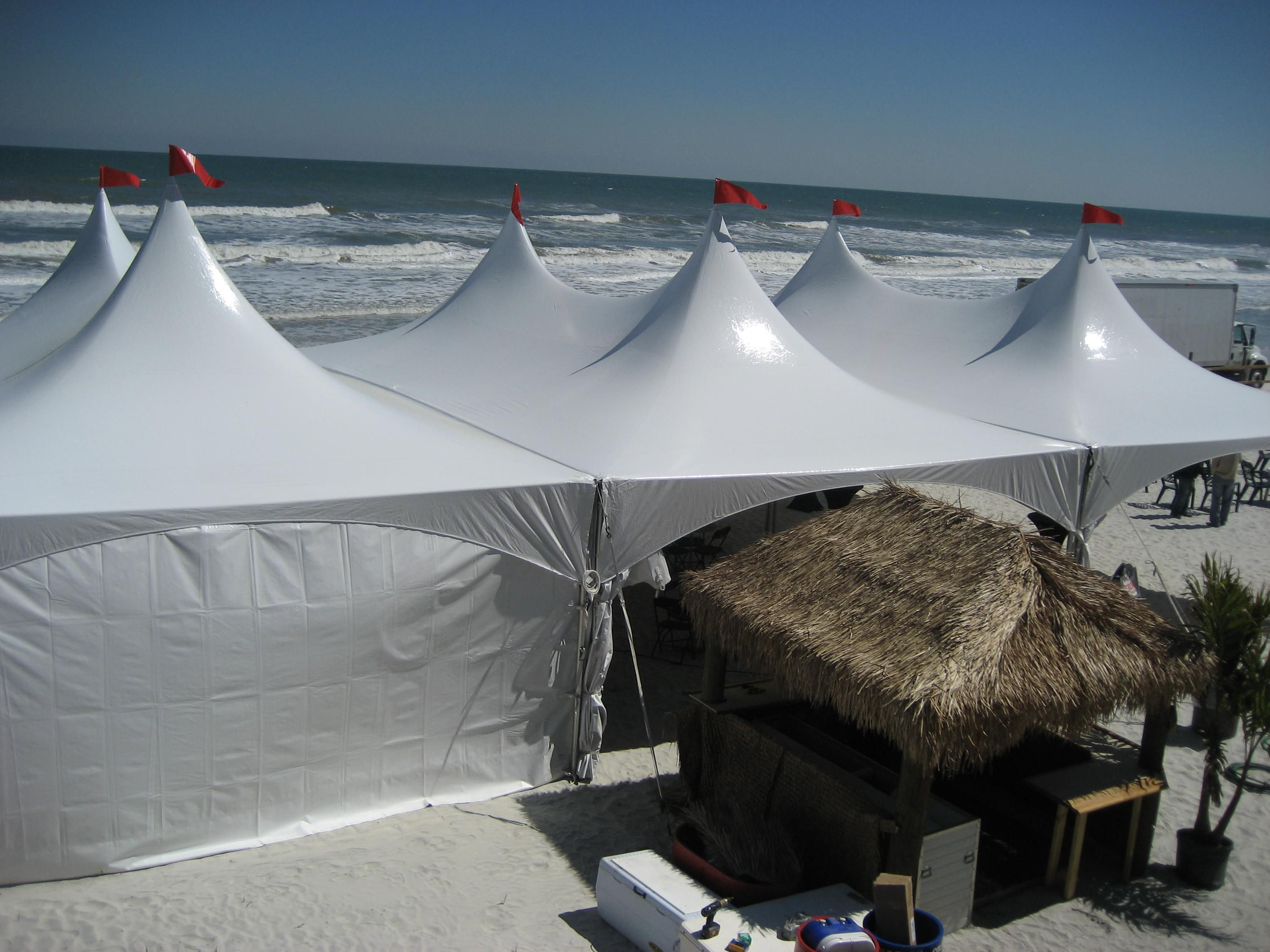 Anchor Industries Funbrella matrix marquee tents | high peak event tents from tentnology