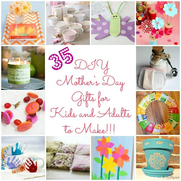 crafting ideas for kids 35 diy s day gift ideas amp tutorials some are for 4114