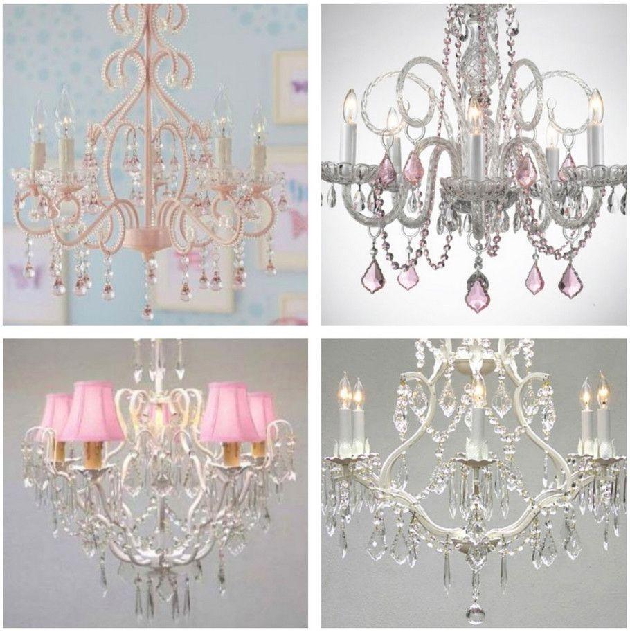 Lieblich 24 Ideen Für Einen Kronleuchter Für Baby Mädchen Zimmer #Leuchter