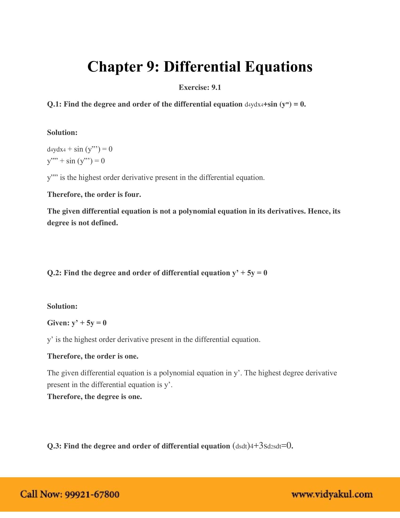 For 9 pdf ncert mathematics class solutions