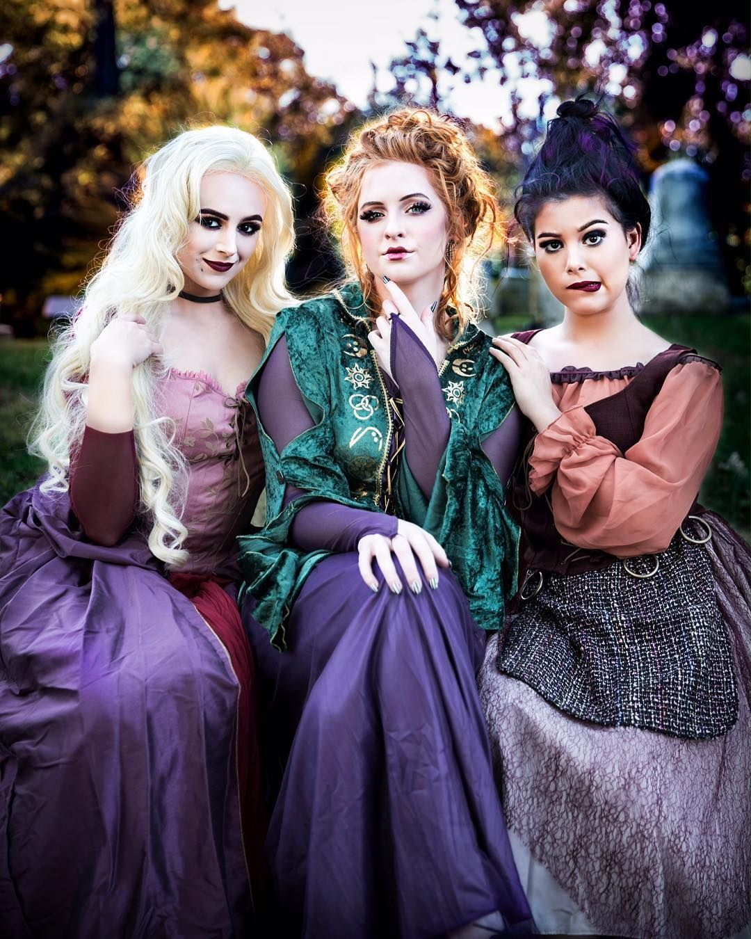 Inspiration Accessories Diy Sanderson Hocus Pocus Halloween Costume Idea 31days Halloween Costumes Friends Disney Halloween Costumes Diy Halloween Costumes