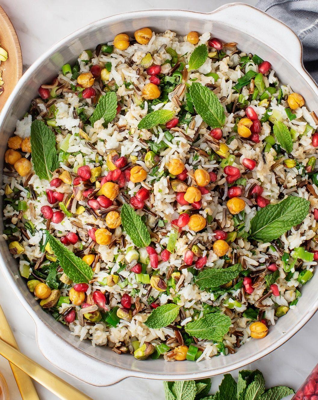 Christmas Morning Breakfast Ideas Healthy Rice Recipes Easy Rice Recipes Healthy Rice