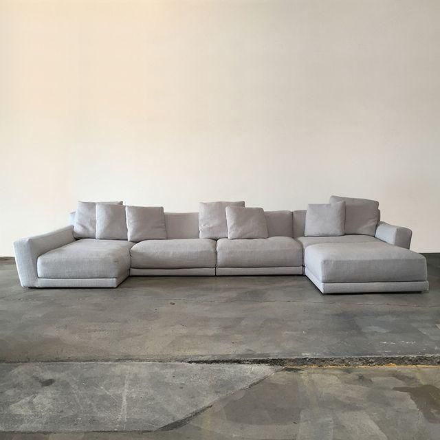 Remarkable Bb Italia Luis Sectional Oversized Sectional Sofa Comfy Short Links Chair Design For Home Short Linksinfo