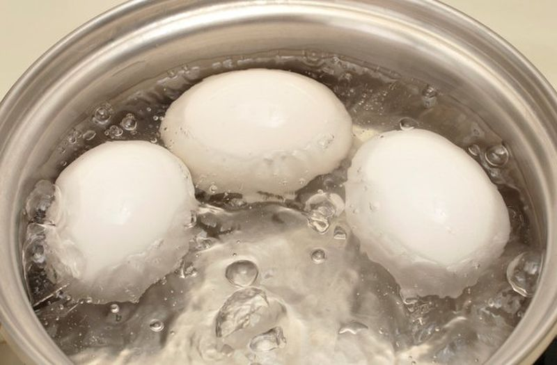 Como un huevo hervido ayuda a combatir el azúcar en la sangre.