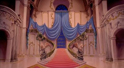 More Beauty And The Beast Castle Interiors Castles Interior