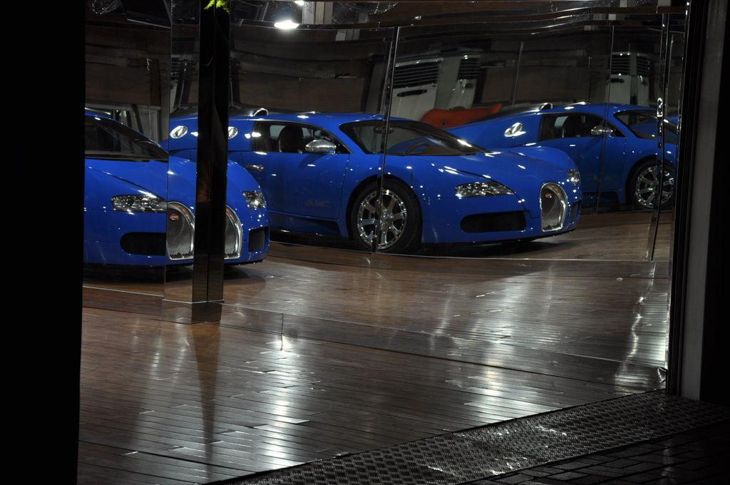 Custom bugatti veyron spotted in dubai cars for sale