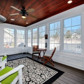 Sunroom perfection. 612 Chicago Avenue, Downers Grove, MLS #08348663