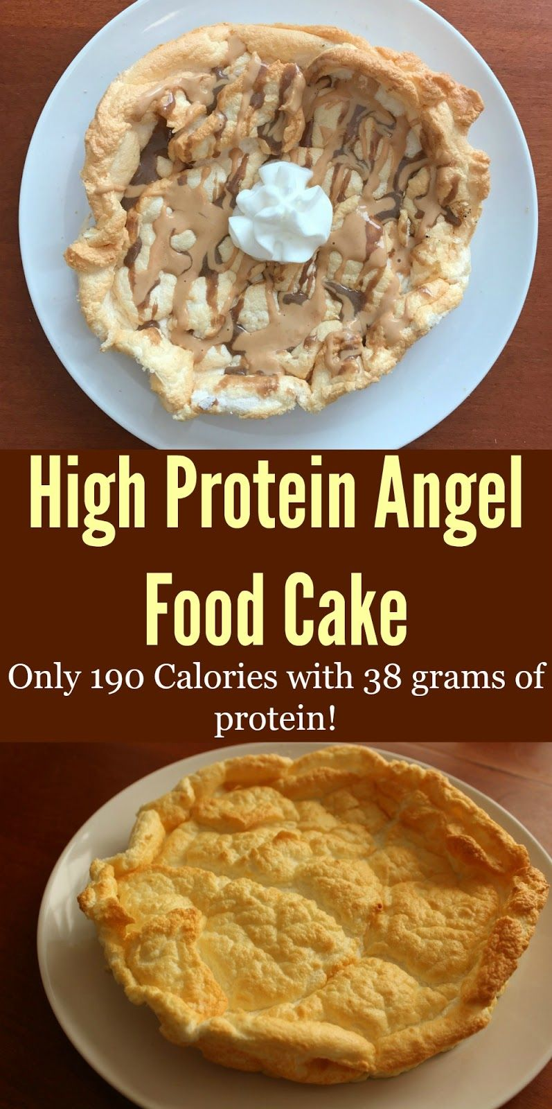 High protein healthy angel food cake recipe high