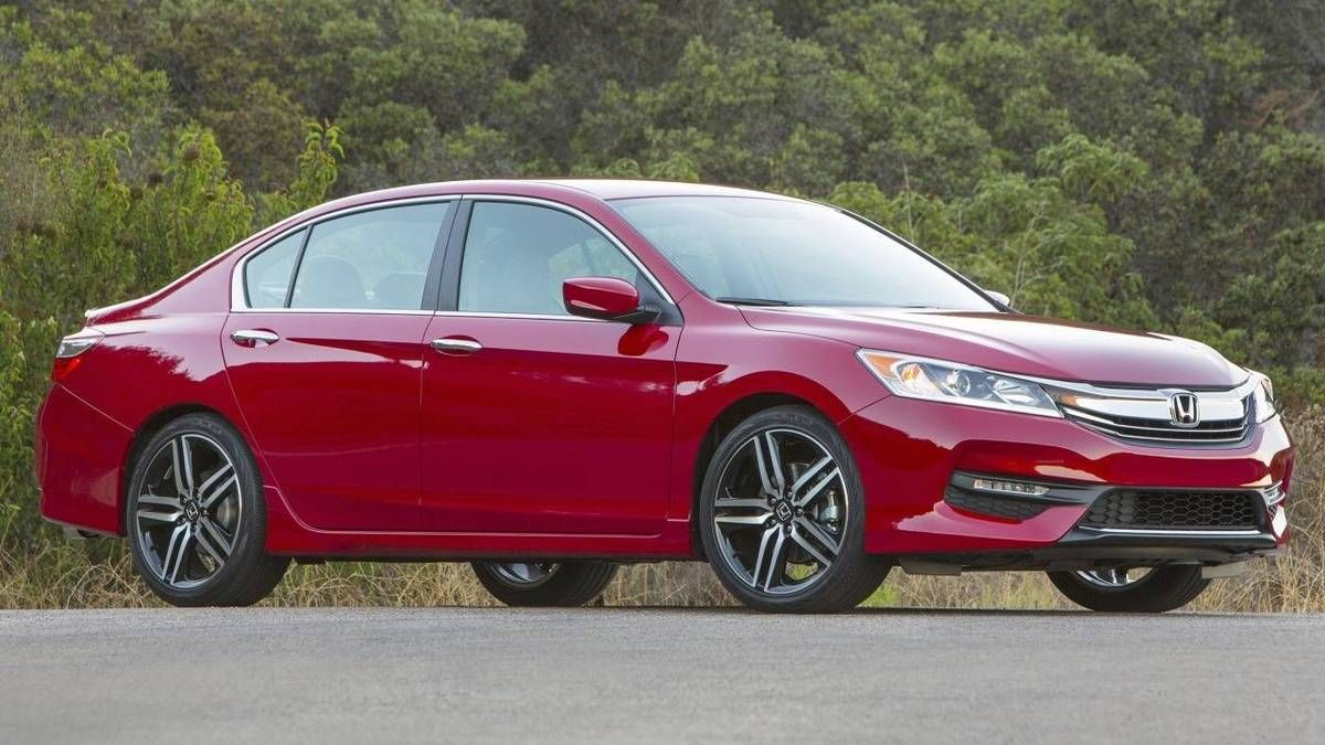 2017 Honda Accord Sedan Sport Confused about what to