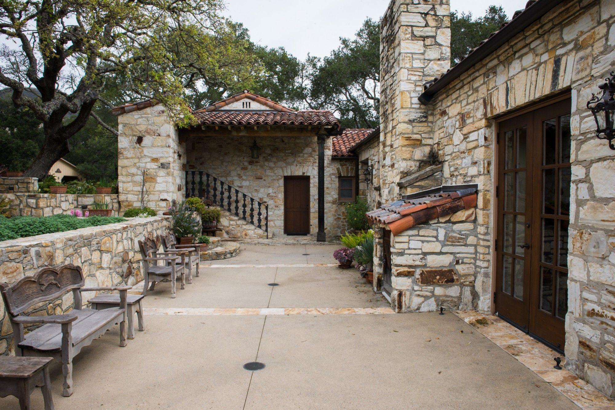 Holman Ranch California Winery Coast Wedding Venue