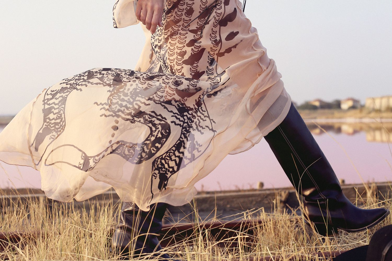 Sirma Markova: Folklore & Romance | H&M STUDIO AW16 LOOKS