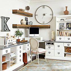 Ordinaire Modular Home Office Furniture Ballard Designs
