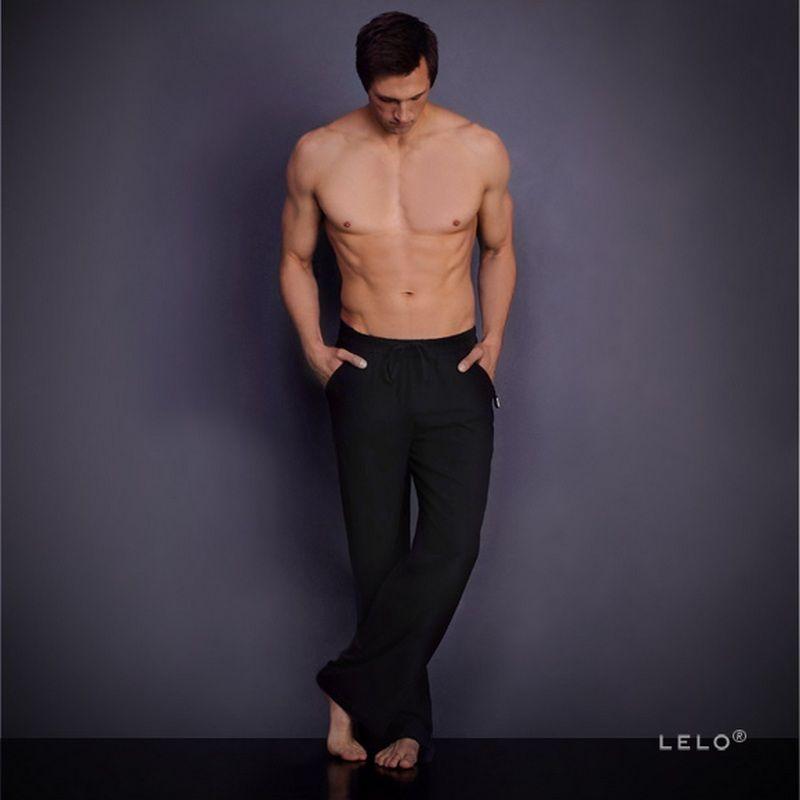 LELO Men's Lounge Pant - made in the softest sandwash silk