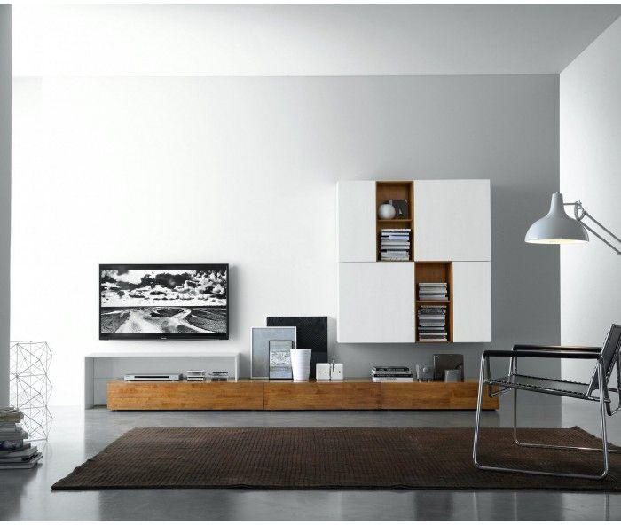 FGF Mobili Wohnwand C18B | Wohnzimmer | Pinterest | Walls and Room