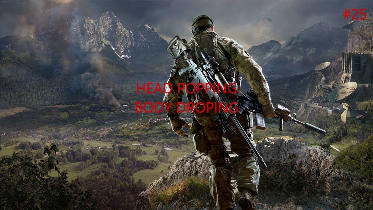 Head poppin body dropping sniper ghost warrior 3 ep25