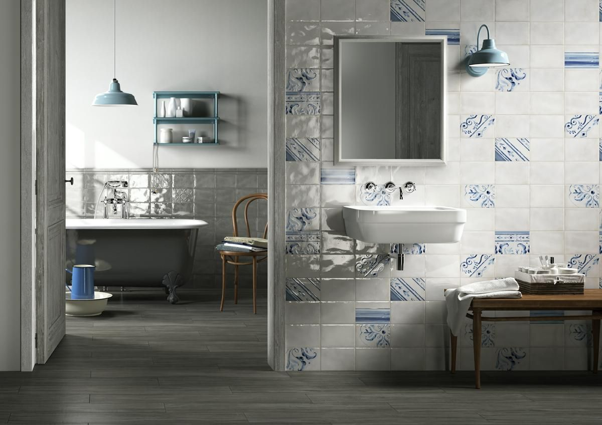 Pin di cooperativa ceramica imola su new collections 2014 nel 2019 ceramic wall tiles wall for Vasca da bagno con piedi