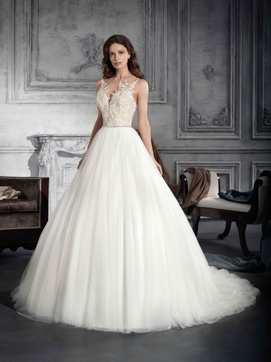 Demetrios Bridal 763 Wedding dresses, Aline wedding