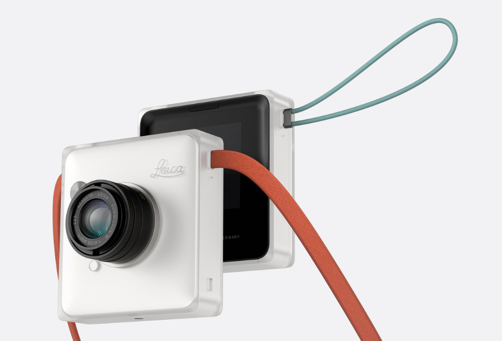 All Style And Some Substance Instant Camera Leica Design