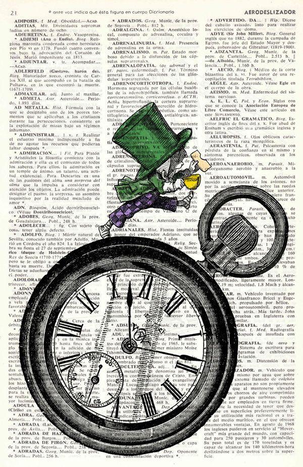 Alice in Wonderland by PRRINT | Cuded