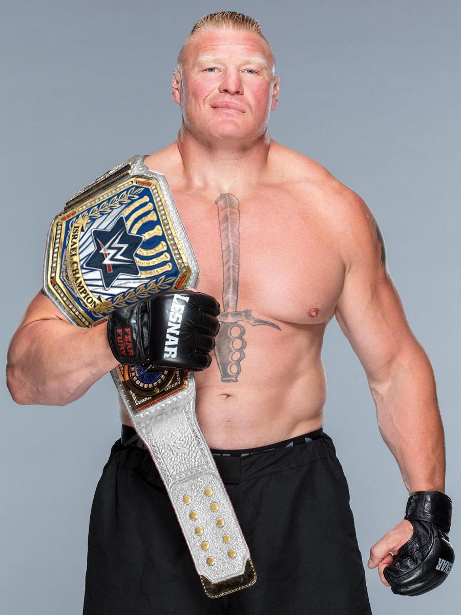 Brock Lesnar Wwe Israel Champion Brock Lesnar Wwe Brock Brock Lesnar Wwe