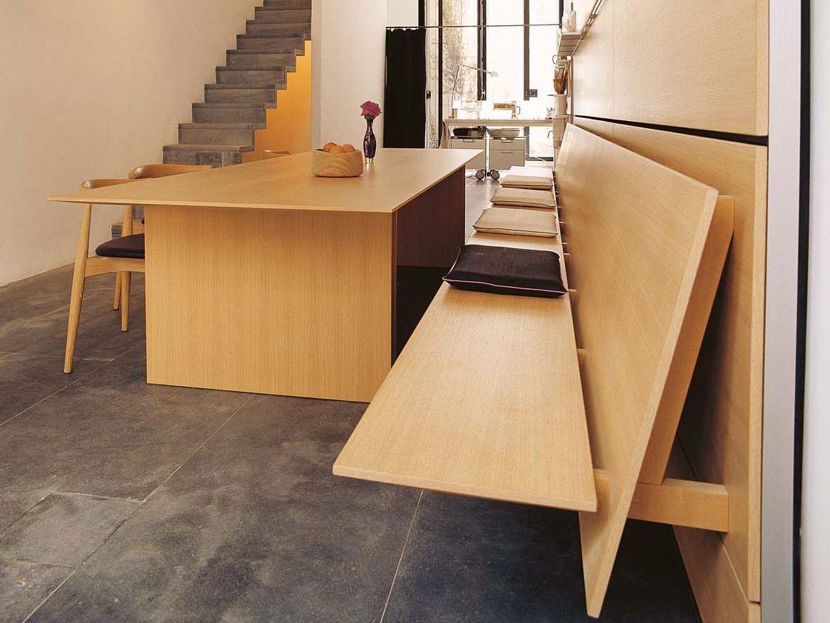 bulthaup zwevende bank google zoeken essplatz pinterest eckbank holztisch und esszimmer. Black Bedroom Furniture Sets. Home Design Ideas
