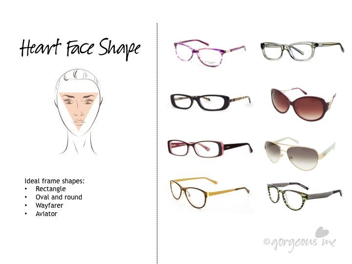 ab107d16fbb What glasses will suit me  Styling advice http   gorgeousme.co