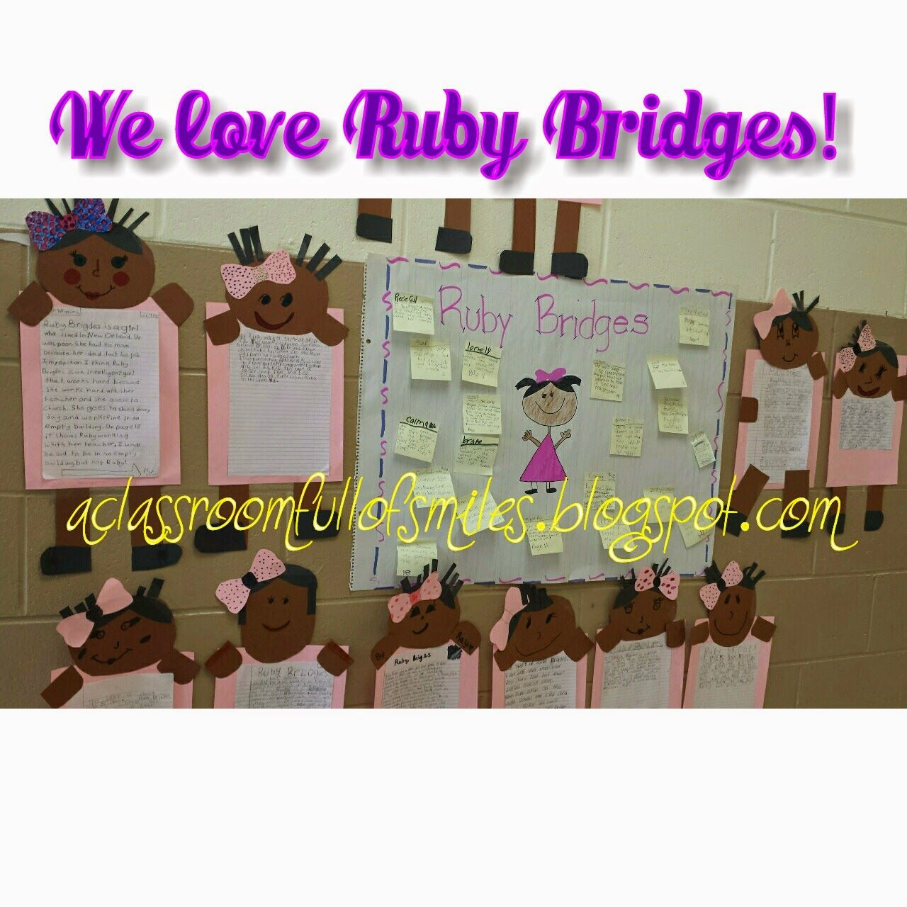 Free Ruby Bridges Teaching Resources