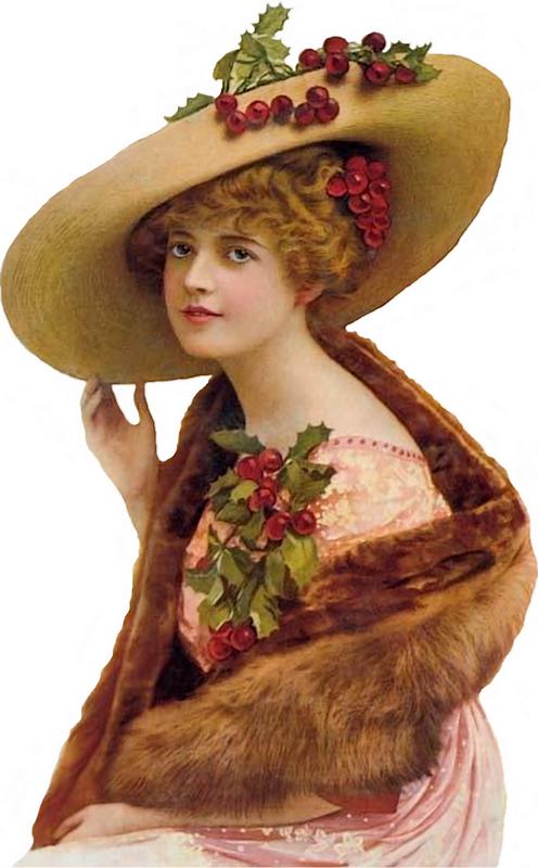 Tube Femme Resim Vintage Chapeaux Victoriens Ve Hommes Vintage