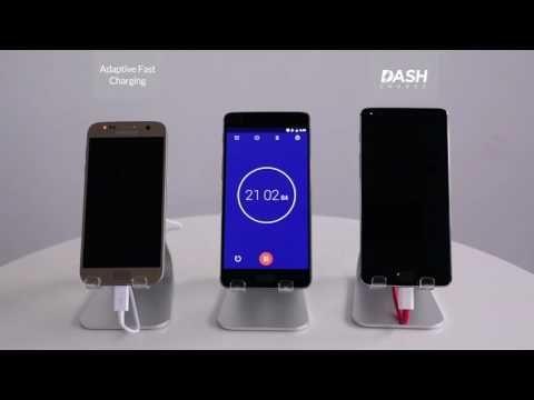 La carga rápida del OnePlus 3 dobla a la del Samsung Galaxy S7 - http://www.actualidadgadget.com/la-carga-rapida-del-oneplus-3-dobla-la-del-samsung-galaxy-s7/