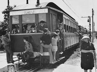 Antiguo tranvía VALENCIA