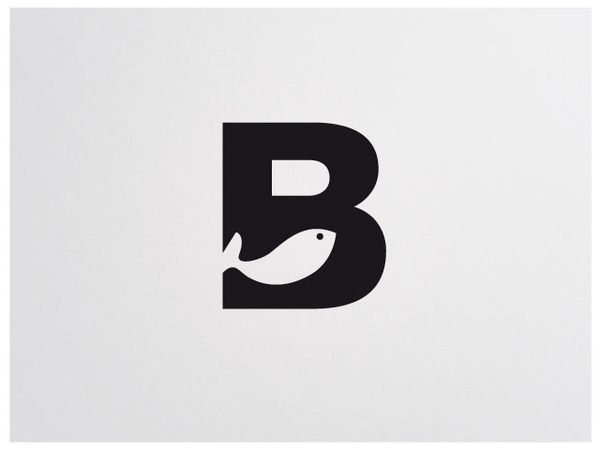 Logo for Benito Diaz (fishing shop) by David de la Fuente.