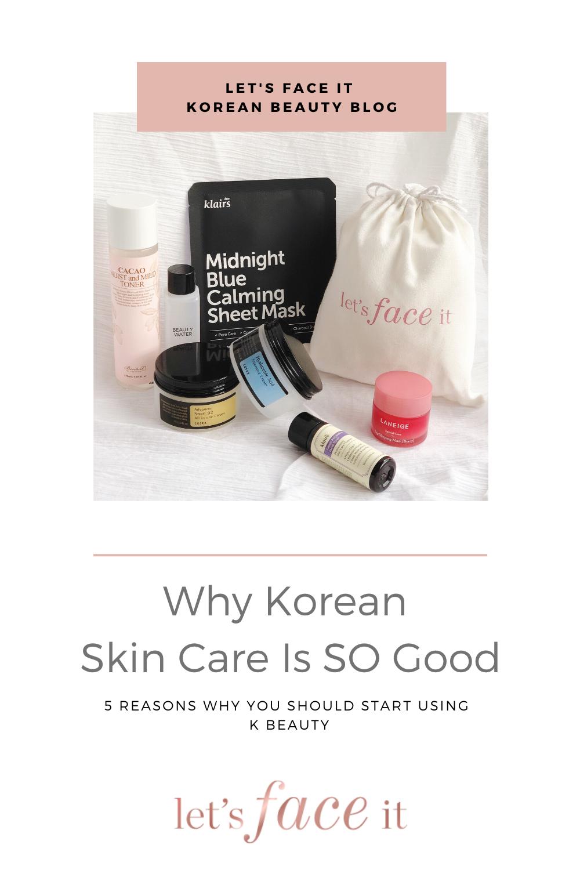 Why Korean Skin Care Is So Good Let S Face It Australia In 2020 Korean Skincare Skin Care Beauty Skin Care
