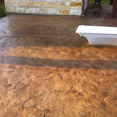 Lafayette Lake Charles La Stained Concrete Contractor Concrete Decor Decorative Concrete Floors Concrete Design