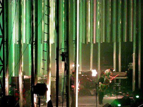 RADIOHEAD Live : Jigsaw Falling Into Place@ Osaka, 1st.Oct.2008 Awesome - THX 51