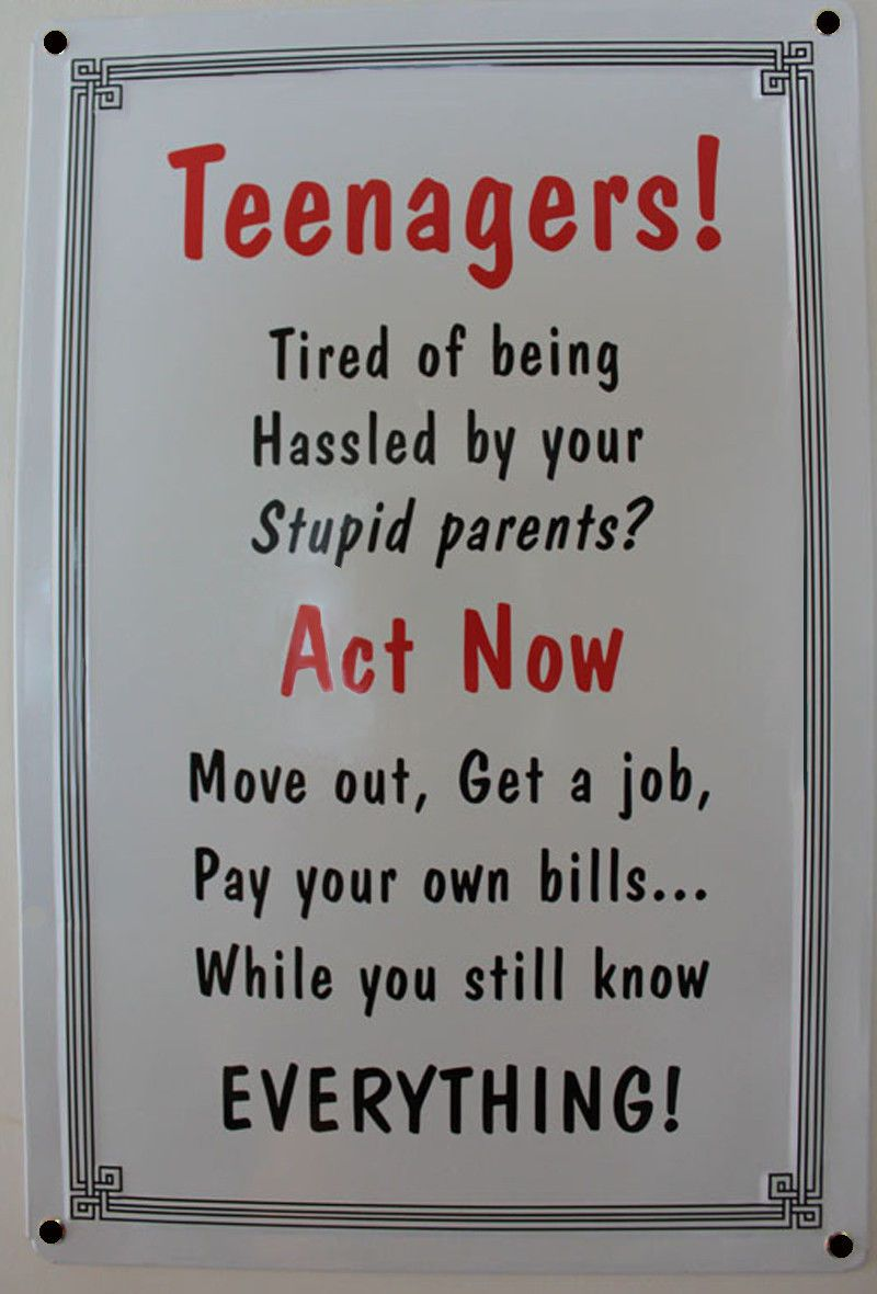 how to get a job as a teenager