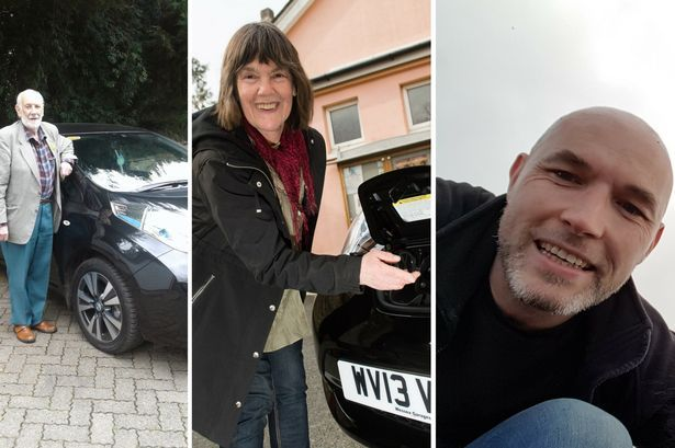 We asked electric car owners in Wales what they were really like to own