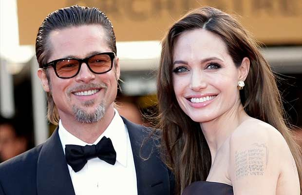 Brad Pitt And Angelina Jolie Have Proved They Are Still Together Brad And Angelina Brad Pitt And Angelina Jolie Angelina Jolie Wedding