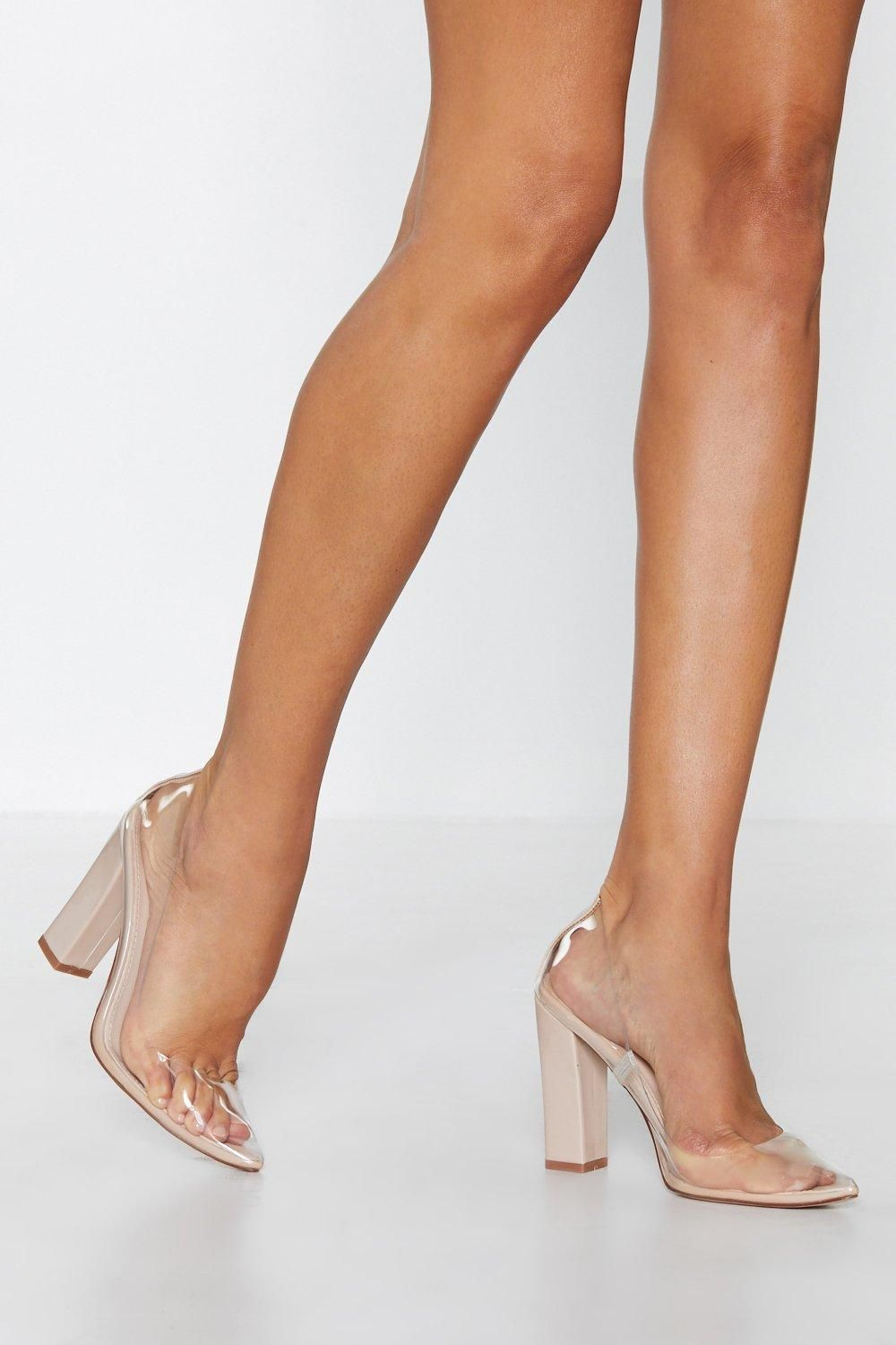 031a880351 Stand Clear Pointed Heel in 2019 | Shoes: heels & sandals | Heels ...