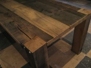 Robuuste Eiken Tafel : Robuuste eiken eettafel set tromp tafels